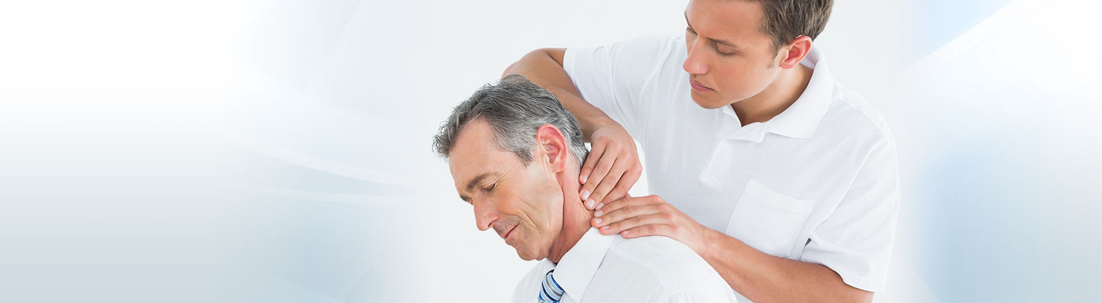 Chiropractic Neck Adjustmentas at Absolute Health Clinic - Chiropractor in Arlington Heights